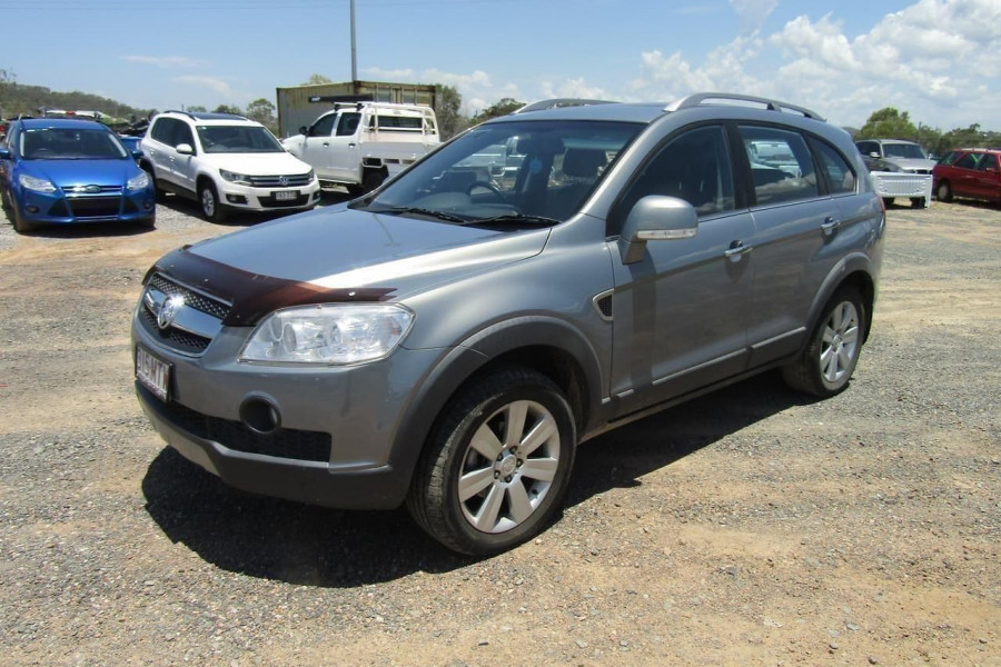2009 MY10 Holden Captiva CG MY10 LX Suv