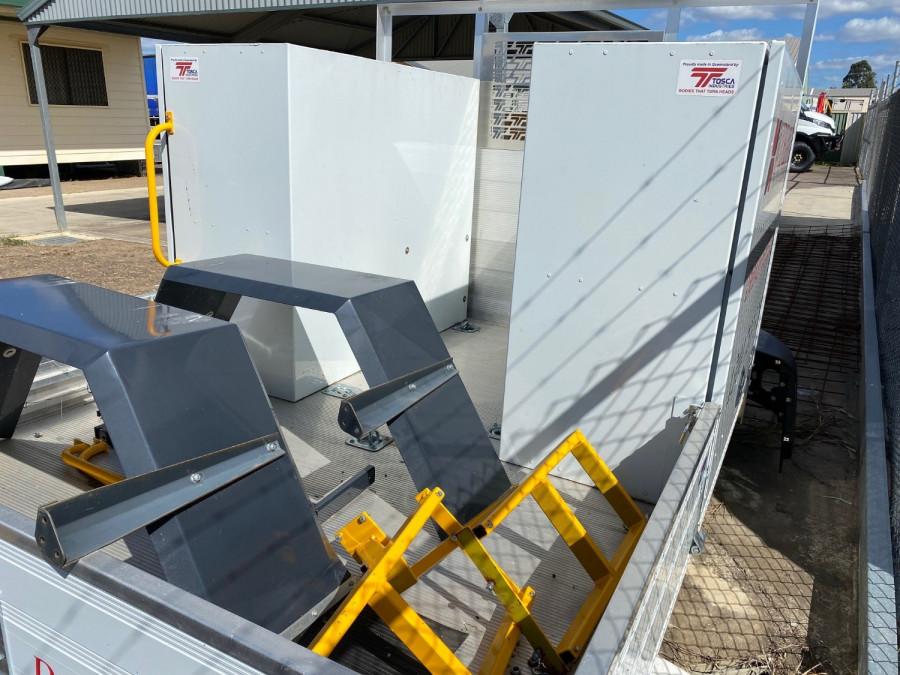 Iveco Aluminium Tray Tray Image 6