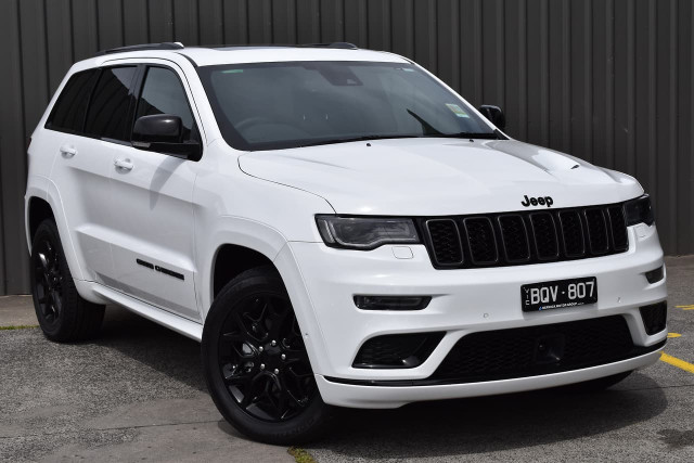 2021 Jeep Grand Cherokee S-Limited
