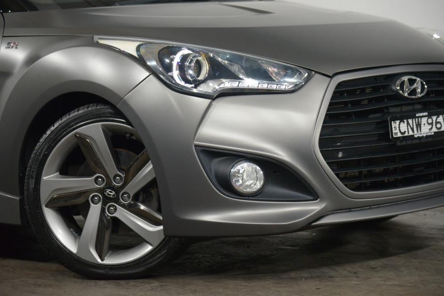 2013 Hyundai Veloster Sr Turbo