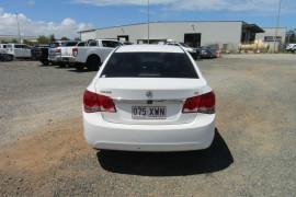 2009 Holden Cruze JG CD Sedan Image 4