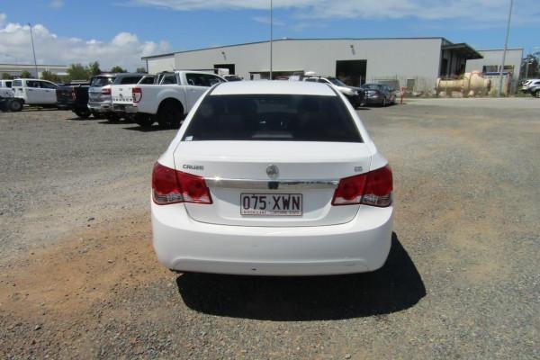 2009 Holden Cruze JG CD Sedan Image 4