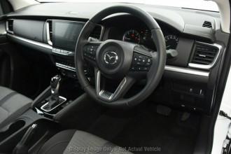 2020 MY21 Mazda BT-50 TF XTR 4x4 Pickup Utility image 7