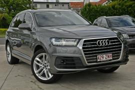 Audi Q7 TDI Tiptronic Quattro 4M MY16