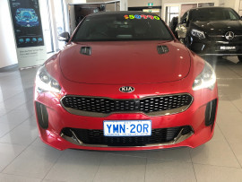 2017 MY18 Kia Stinger CK GT Sedan