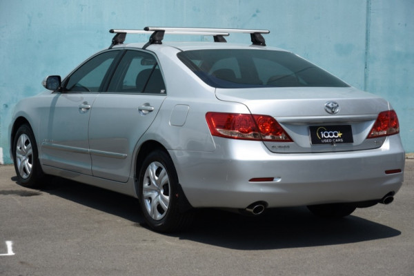 2008 Toyota Aurion GSV40R AT-X Sedan Image 3