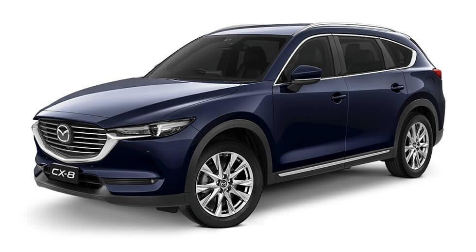 2018 MAZDA CX-8 ASAKI | AWD DIESEL