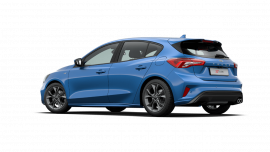 2019 MY20.25 Ford Focus SA ST-Line Hatch Hatchback Image 5