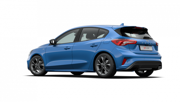 2020 MY20.25 Ford Focus SA ST-Line Hatch Hatchback Image 5