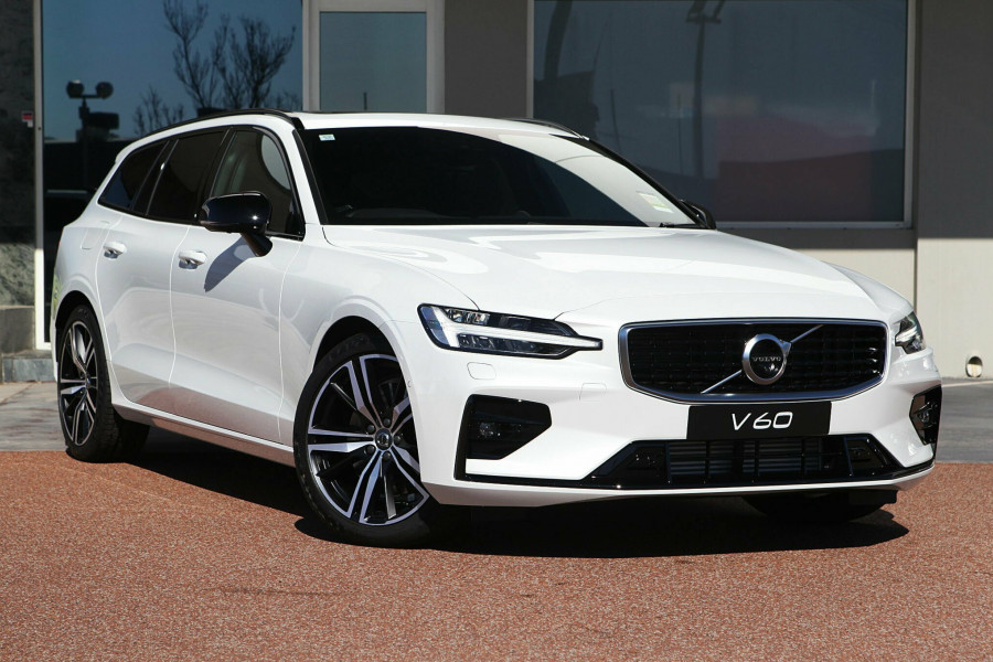 2019 MY20 Volvo V60 T5 R-Design T5 R-Design Wagon Mobile Image 1