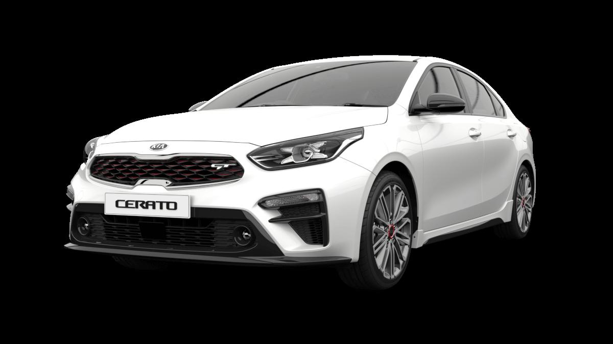 Cerato Sedan GT Dual Clutch Transmission (DCT)