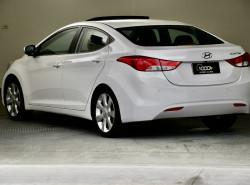 2012 Hyundai Elantra MD Premium Sedan Image 3