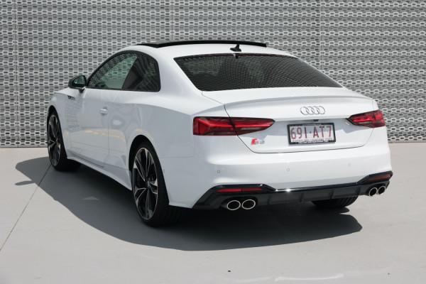 2020 Audi S5 3.0L TFSI 260kW Quattro 8Spd Tiptronic Coupe