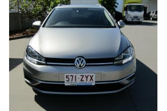 2017 MY18 Volkswagen Golf 7.5 MY18 110TSI DSG Comfortline Wagon Image 2