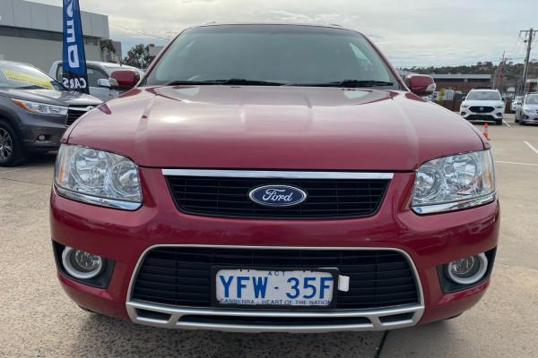 2009 Ford Territory SY MKII Ghia Wagon Image 2