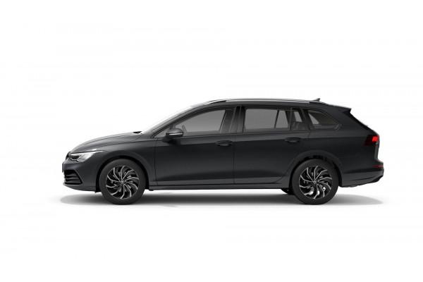 2021 Volkswagen Golf 8 110TSI Life Wagon Image 2