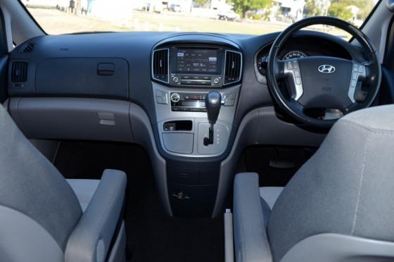 2015 Hyundai Imax TQ Wagon Wagon