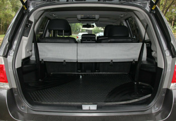2013 MY12 Toyota Kluger GSU40R Grande 2WD Wagon