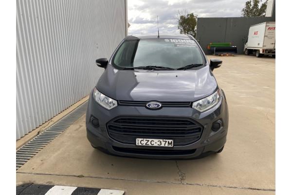 2015 Ford EcoSport BK Ambiente Suv Image 5