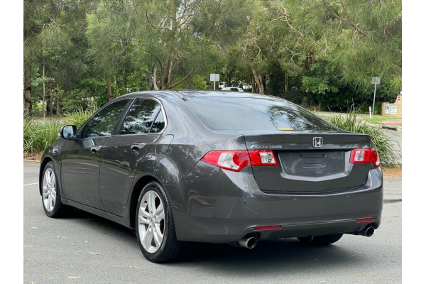 2010 Honda Accord Euro CU MY10 Luxury Sedan Image 5
