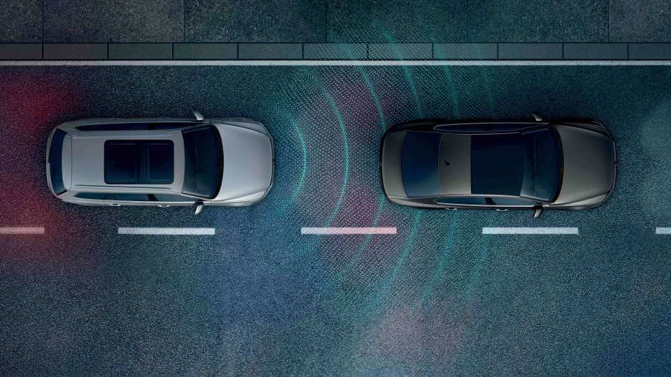 Front Assist with City Emergency Braking* Image
