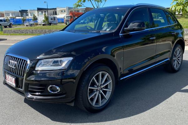 2016 Audi Q5 8R  TDI Suv