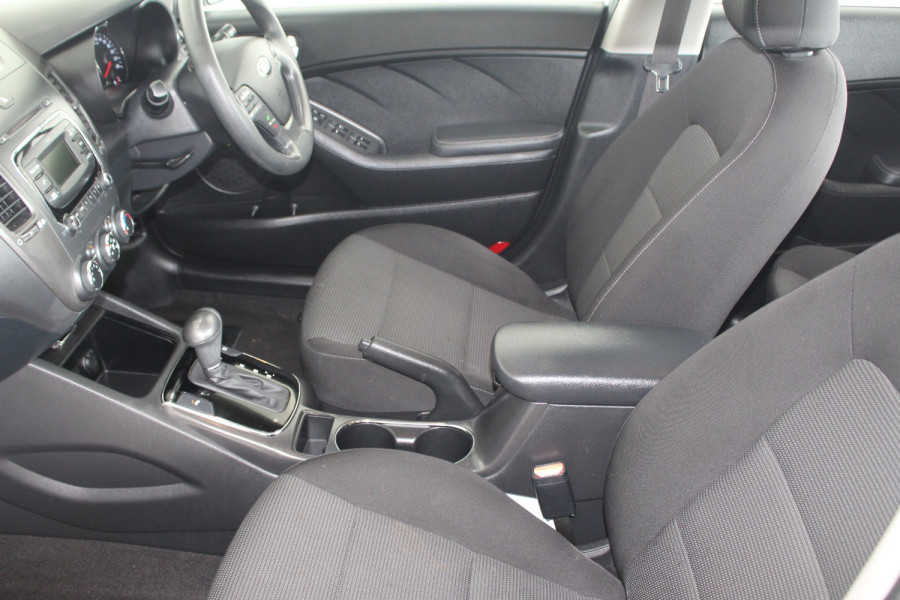 2016 MY17 Kia Cerato YD MY17 S Sedan Image 13