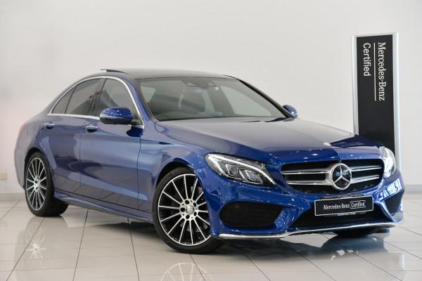 Mercedes-Benz C-class C250 W205