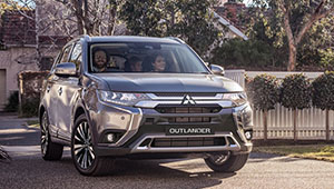 Outlander Exterior Features