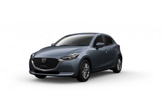 2020 Mazda 2 DJ Series G15 GT Hatchback Image 2