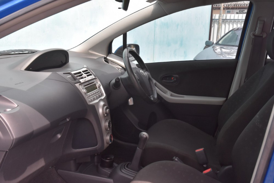 2006 Toyota Yaris NCP91R YRS Hatchback Image 6