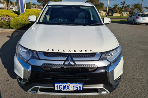2019 MY20 Mitsubishi Outlander ZL LS Suv Image 2
