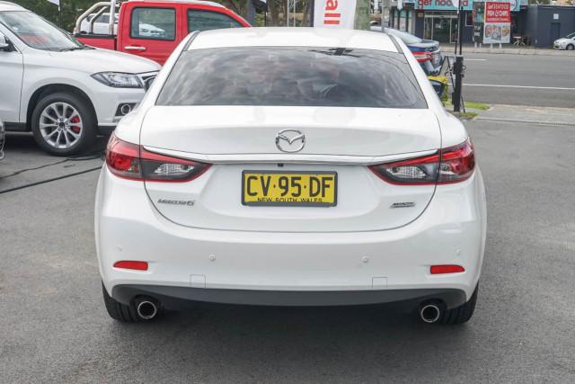 2017 Mazda 6 GL Series Atenza Sedan Image 2
