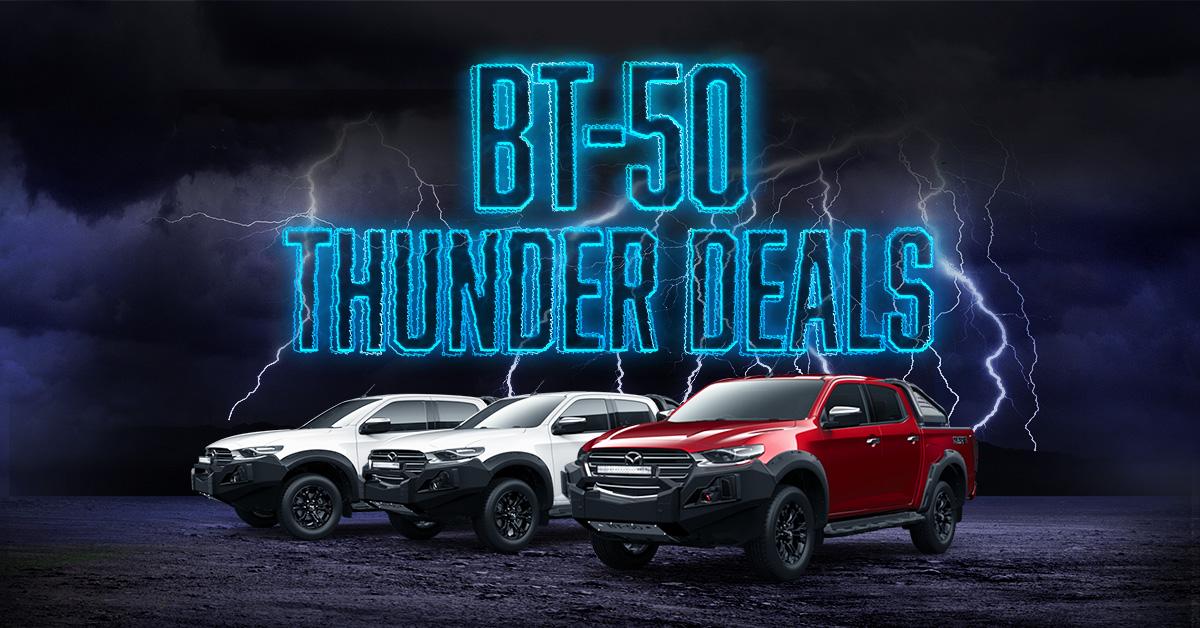 BT-50 Thunder