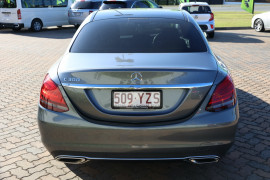 2018 MY09 Mercedes-Benz C-class W205 809MY C300 Sedan