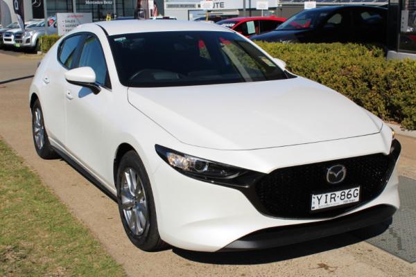 2019 Mazda 3 BP G20 Pure Hatch Hatch