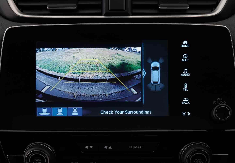 CR-V Reverse Camera