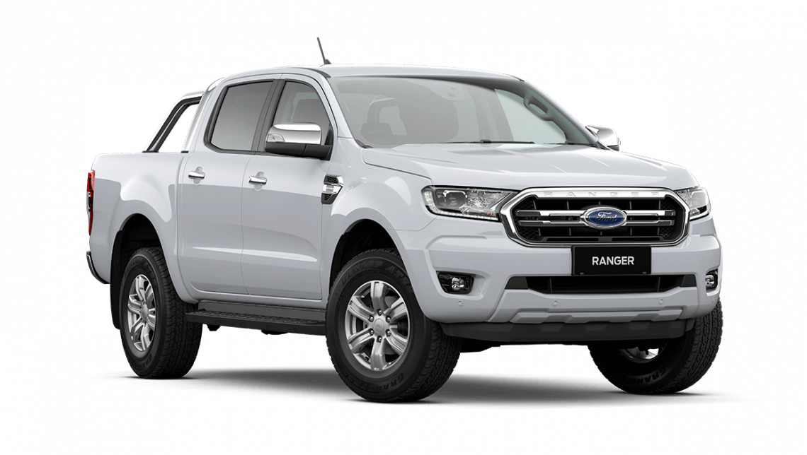 2020 MY20.25 Ford Ranger PX MkIII XLT Double Cab Utility Image 1