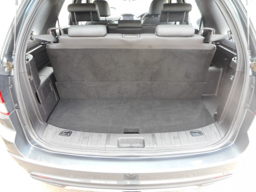 2014 Ford Territory SZ  TS RWD 2.7 T Wagon Image 9