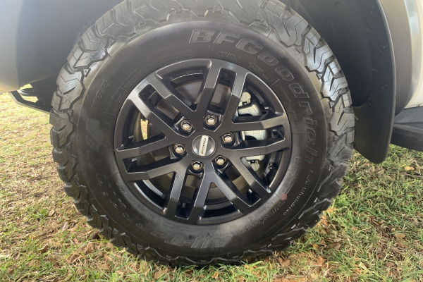2019 Ford Ranger PX MkIII 2019.0 Raptor Ute Image 2