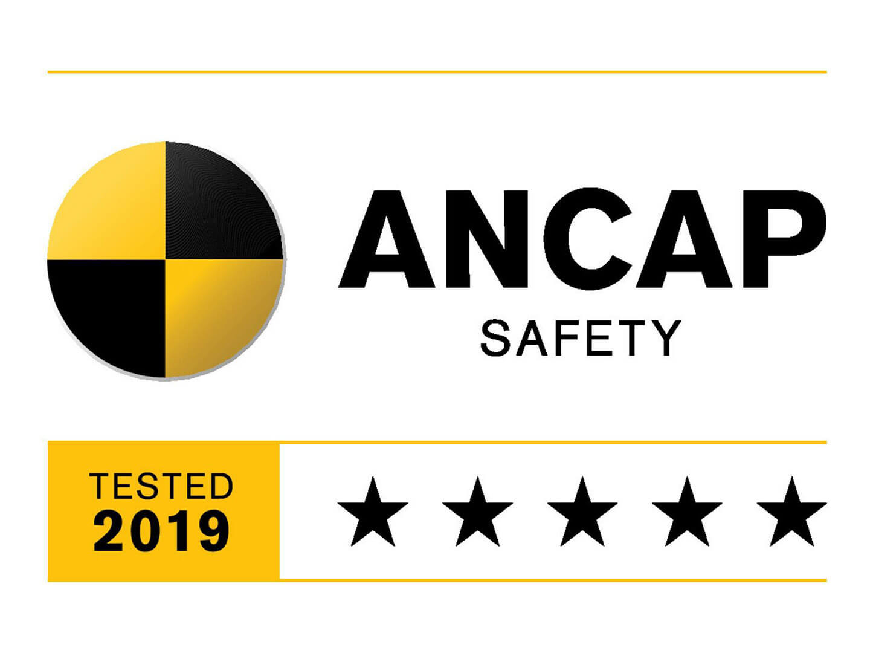 5 Star Safety ANCAP Safety Image