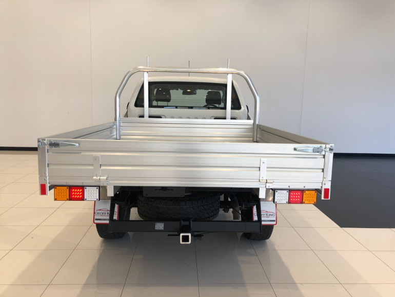 2015 Ford Ranger PX MkII Turbo XL 4wd x-cab chas Image 5