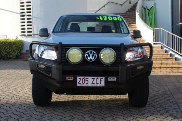 2011 Volkswagen Amarok 2H TDI400 Utility Image 3