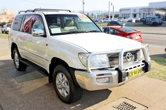 2006 Toyota Landcruiser HDJ100R Sahara Suv Image 4