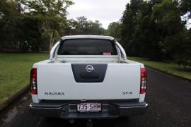 2012 Nissan Navara D4 MY12 Utility