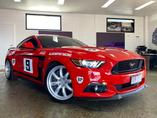 2016 Ford Mustang FM GT Fastback Image 16