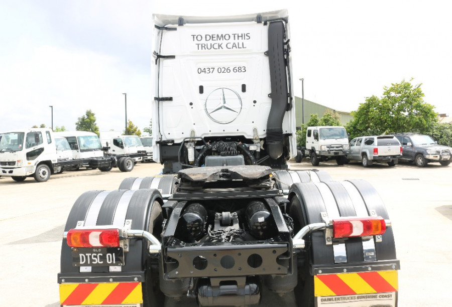 2017 Mercedes-Benz Actros 2663 6x4 PRIME MOVER Cab chassis