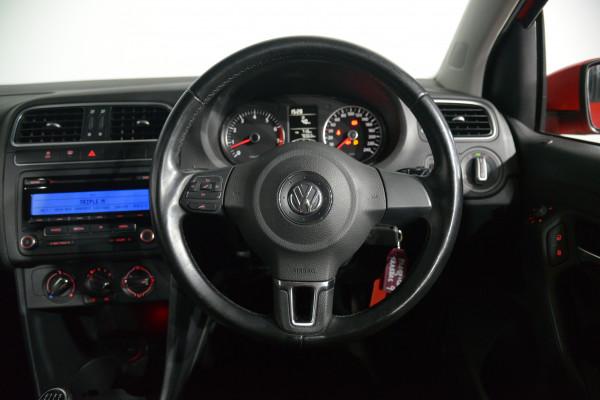 2011 Volkswagen Polo Volkswagen Polo 77 Tsi Comfortline Man 77 Tsi Comfortline Hatchback