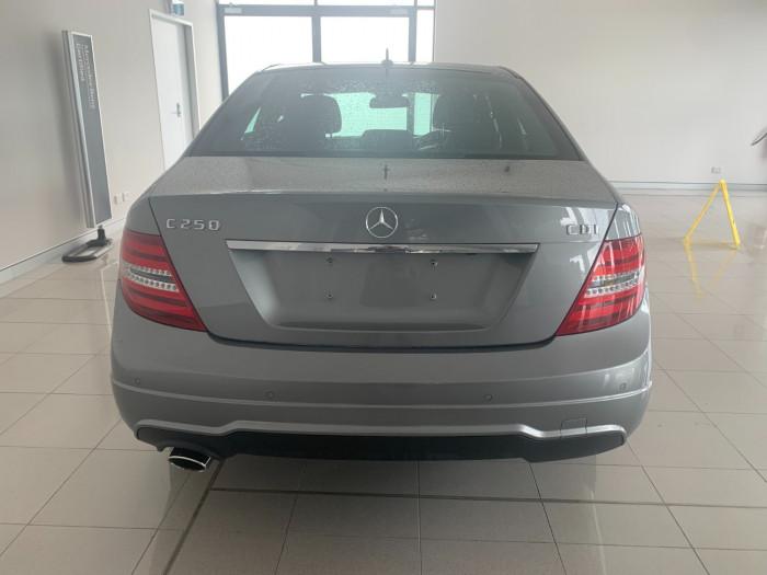 2014 Mercedes-Benz C Class W204 MY14 C250 CDI Sedan Image 9