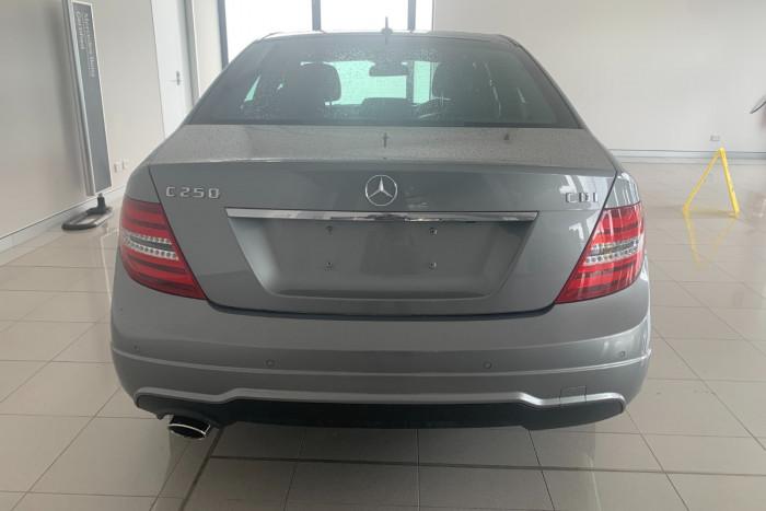 2014 Mercedes-Benz C Class W204 MY14 C250 CDI Sedan